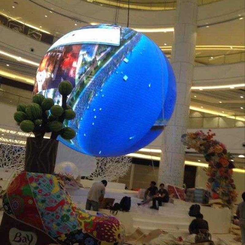 LED Ball Type Display screen series